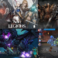 Hra AION: Legions of War