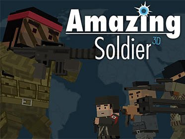 Amazing soldier 3D android hra