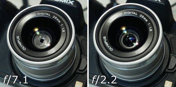 Digitální fotoaparát a objektiv