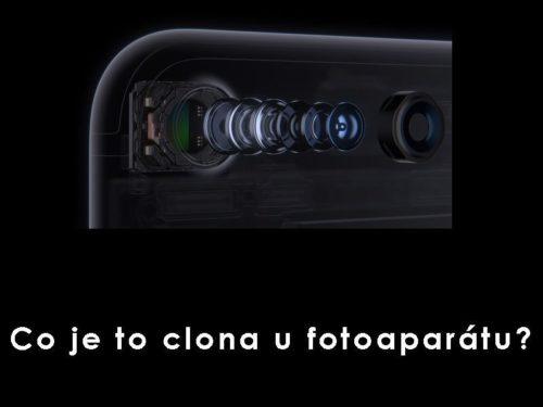 Co je to Clona u fotoaparátu? K čemu pomáhá?