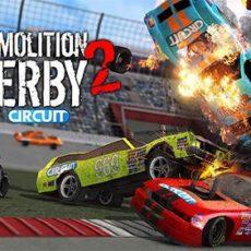 Hra Demolition Derby 2