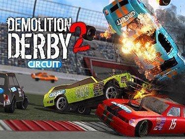 Demolition Derby 2 Racing Game to Download