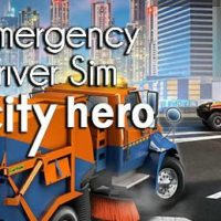 Hra Emergency Driver Sim: City Hero