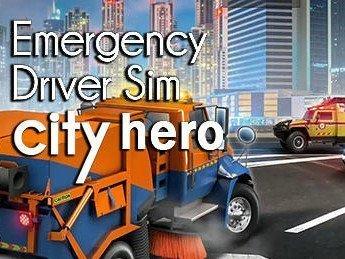 Emergency driver sim: City hero game download
