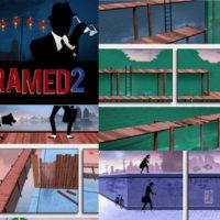Hra Framed 2