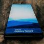 Fotografie Samsung Galaxy Note 8 před uvedením