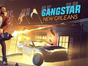 Android hra Gangstar: New Orleans