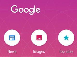 Google Search aplikace