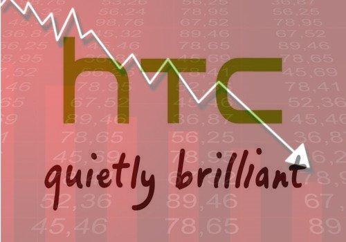 HTC padá