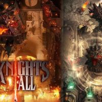 Hra Knights Fall
