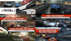 Hra Need for Speed: Most Wanted ke stažení na mobil