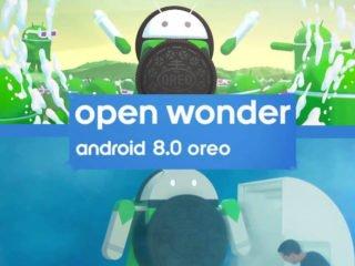 Android O Oreo je tady