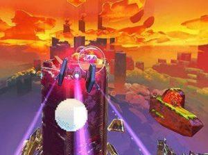 PixWing: Flying retro pixel arcade hra ke stažení na mobil