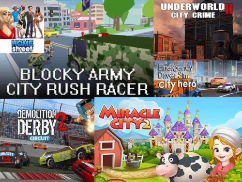 Weekly Summary of Games - 33 Week
