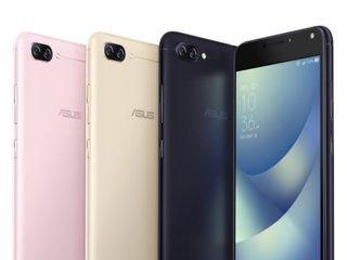 Asus ZenFone 4 Max a ZenFone 4 Max Pro