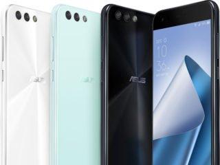 Asus ZenFone 4 série je oficiálně, 6 nových telefónu oznámeno   část 1   novinky