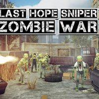 Hra Last hope sniper: Zombie war