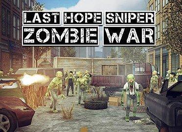 Last hope sniper: Zombie war android hra ke stažení
