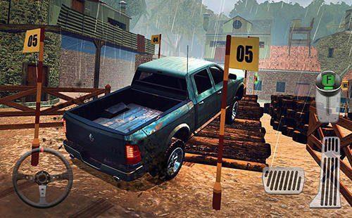 4x4 Dirt Offroad Parking ke stažení na mobil