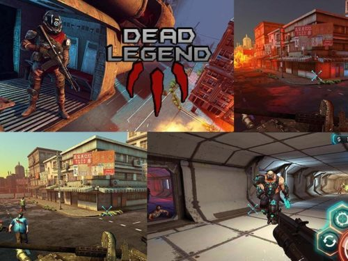 Dead Legend game for Android