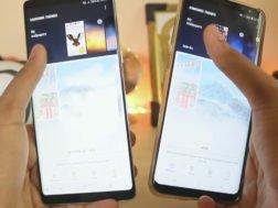 Samsung vydá aktualizaci pro Note 8 dřív, než pro Galaxy S8