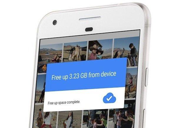 Google Photos aplikace ke stažení