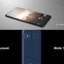 Huawei Mate 10 a Mate 10 Pro na oficiálních renderech