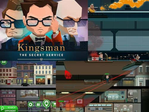 Kingsman The Secre Service game for android