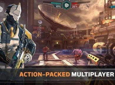 Modern Combat Versus android hra