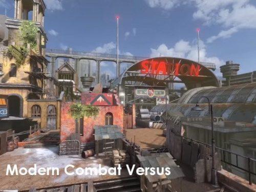 Game Modern Combat Versus