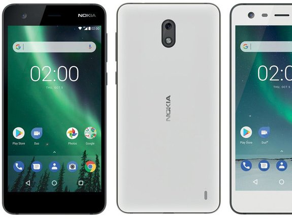 Nokia 2 telefon