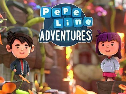Pepe Line adventures to download on your mobile