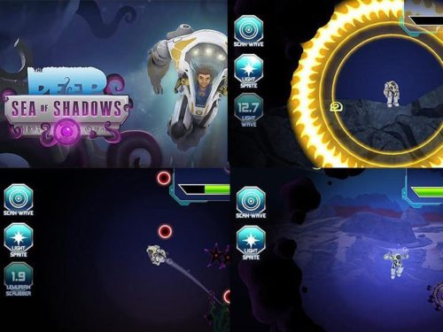 The Deep: Sea of ​​Shadows android game to download
