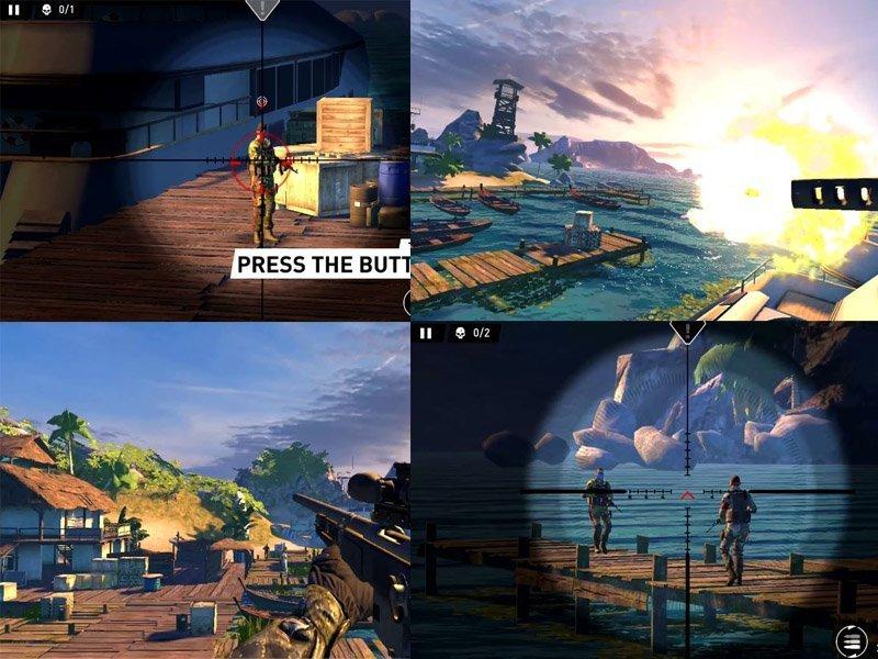 Sniper:Ghost Warrior ke stažení android