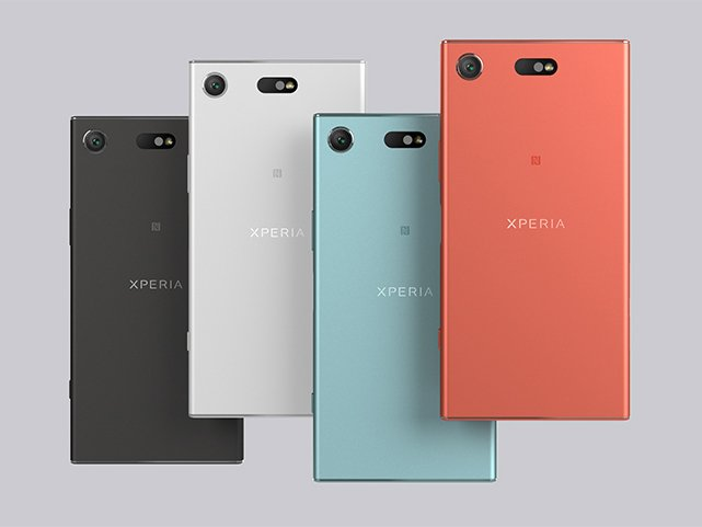Sony Xperia OmniaDesign