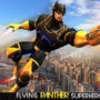 Hra Super Panther Flying Hero City