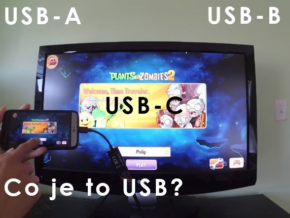 Co je to USB?   novinky