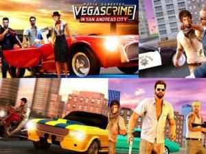 Hra Mafia gangster Vegas crime in San Andreas city