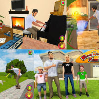 Hra Virtual Dad: Ultimate Family Man