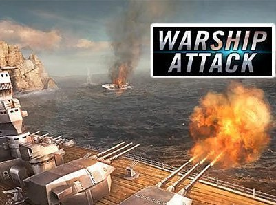 Game Warship attack 3D to download to your mobile
