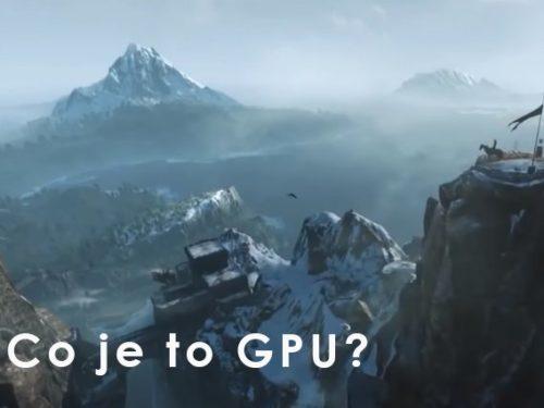 Co je to GPU?