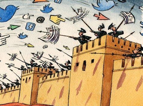 WhatsApp zablokovaný v Číně