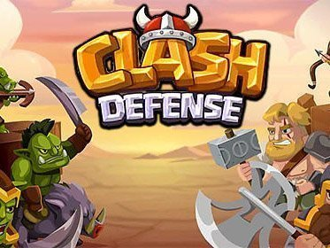 Clash defense android game for free