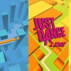 Hra Just dance line