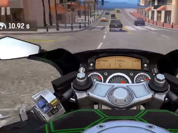 Moto Rider GO Highway Traffic android hra