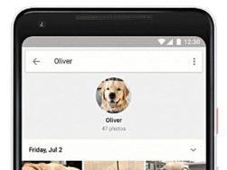 Aplikace Google fotky nově vyhledává text na fotkách