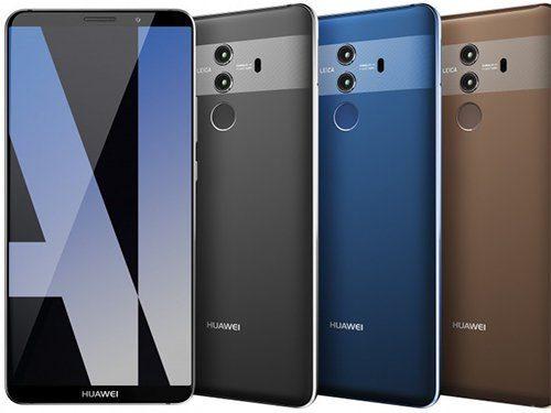 Huawei Mate 10 představení