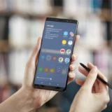 Samsung Galaxy Note 9 i přes to všechno možná bude mít snímač otisků pod displejem