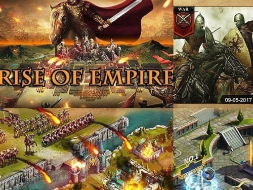 Rise of Empires hra na mobil