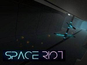 Space riot: Adventure maze